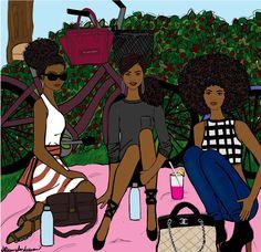 Tiffani Anderson Illustration : Photo