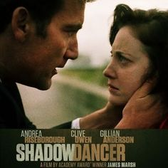 EXCLUSIVE: Clive Owen and Andrea Riseborough Talk Shadow Dancer -- James Marsh directs this intense thriller about a single mother forced to spy on her own IRA family, in theaters now. -- http://wtch.it/2KI23