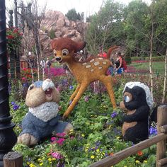 2015 EPCOT Flower & Garden - You can call me flower!