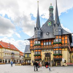 Wernigerode, Germany #germanytravel