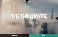 RD Construction - Website of the Day - 04 June 2015 http://www.csswinner.com/details/rd-construction/9316