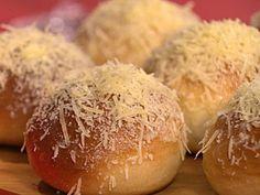 Pãozinho delícia de parmesão