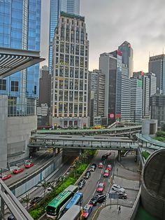 Hong Kong, Central.