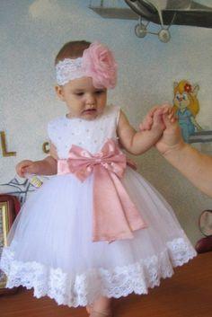 Frocks For Girls, Kids Frocks, Dresses Kids Girl, Girl Outfits, Flower Girl Dresses, Fashion Kids, Baby Girl Fashion, Toddler Dress, Baby Dress