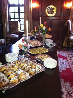 No party is too big or too small for Holly's #catering #HollysEventful #Knoxville