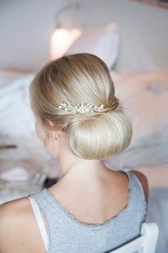 Bridal Hair Updo, Updos, Makeup, Fashion, Up Dos, Make Up, Moda, La Mode, Fasion