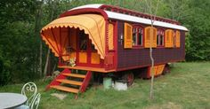 Image result for gypsy caravan design painting