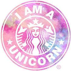 Birth Day QUOTATION – Image : Quotes about Birthday – Description Logo Starbucks unicorne Sharing is Caring – Hey can you Share this Quote ! I Am A Unicorn, Unicorn Art, Rainbow Unicorn, Unicorn Logo, Starbucks Logo, Disney Starbucks, Pink Starbucks, Starbucks Drinks, Starbucks Coffee