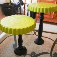 Dynamic cake stands