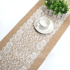 Tablecloth Linen (Sold in a single piece) Simple Table Centerpieces (128152265) - Table Centerpieces - JJsHouse