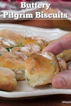 These buttery biscuits are going to impress everyone at your Thanksgiving table.