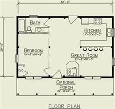 1000 images about cabin plans on pinterest cabin plans Simple log home floor plans
