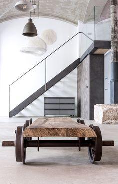 #design #interiordesign #steeldesign #czechdesign #interior # steelfurniture #vladanbehaldesign #behaldesign #nabytek #nabytekzoceli #stolek #interiéry #interierovestudio #karlin #prahakarlin Wood Furniture, Furniture Design, Outdoor Furniture, Outdoor Decor, Contemporary Furniture, Modern Contemporary, Home Hacks, Sun Lounger, Showroom