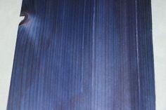 Dyed Blue Hinoki Cypress Veneer