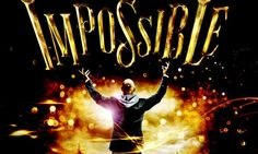 ATG Tickets - Multiple Locations: Impossible Featuring Jonathan Goodwin and Chris Cox at a Choice of Location (Up to 55% Off)