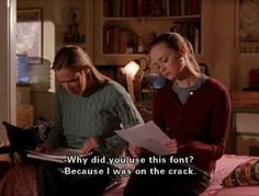Gilmore Girls Quotes Tumblr On We Heart Ithttpweheartitentry8686261Via