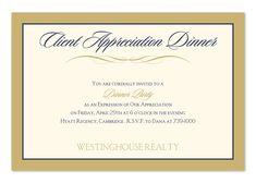client appreciation party invitations Google Search Marketing
