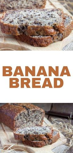 Easy and healthy banana bread recipe. Low carb and keto-friendly bread using banana, also called almond flour or coconut banana bread. Just the best and super moist! Good for snack or breakfast. food recipes The Best Low Carb Banana Bread (keto-friendly) Banana Bread Low Carb, Coconut Flour Banana Bread, Best Low Carb Bread, Homemade Banana Bread, Lowest Carb Bread Recipe, Banana Bread Healthy Clean Eating, Diabetic Banana Bread, No Carb Bread, Health Banana Bread