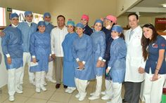 """Mayor Alejandro López Caballero oversaw the program """"Health of the Mouth"""" at the Institute of Youth Hermosillo (IHJ) and DIF Hermosillo,  along with the collaboration of Universidad del Valle of Mexico (UVM), all of which offer dental services for free. #LaureateNews #LaureateIU #UVM"""