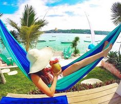 Time to relax Lembongan Island, Nusa Ceningan, Bali Holidays, Island Life, Best Vacations, Wonderful Places, Summer Vibes, Hammock, Places To Go