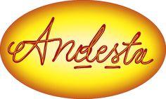 That's the logo. ; ) http://andestu.becausecomics.com