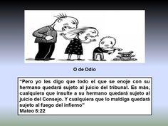 El odio es malo #biblia #interesante #libros #nuevotestamento #Dios #jesucristo #jesus #viejotestamento