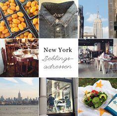 Slomo: NEW YORK, PT. 3: MEINE LIEBLINGSADRESSEN