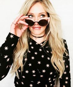 Hilary Duff for Glamour Mexico November 2015