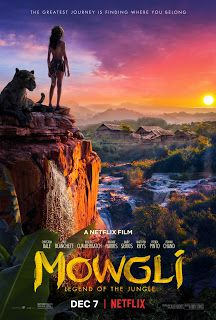 All Forms of Art: Mowgli: Legend of the Jungle