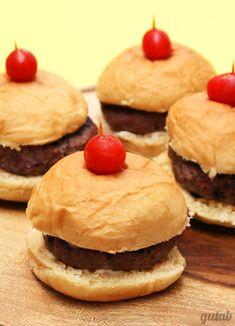 Hambúrguer de salaminho