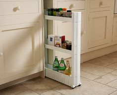 Slide-out Storage Tower | Scotts of Stow