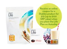 Shaklee Life Plan is the result of the foremost scientific research and decades of studies, designed to bring you the essential nutrients for a healthy life. Combining the Shaklee Life Energizing Shake and the Shaklee Life-Strip, the plan promotes every aspect of your health – with nutrients clinically proven to help provide the foundation for a longer, healthier life.* Feel amazing in 30 days with the best, most comprehensive, nutritional system in the world. Guaranteed.