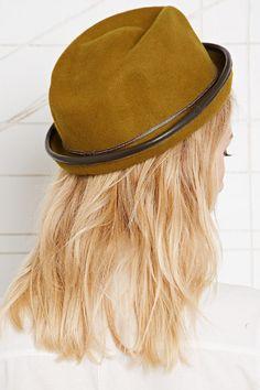 Ophelie Hats - Chapeau en feutre chez Urban Outfitters