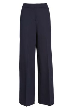 Boden Great Business Quotes, Business Class, Knit Pants, Work Looks, Well Dressed, Wide Leg, Trousers, Pajama Pants, Nordstrom