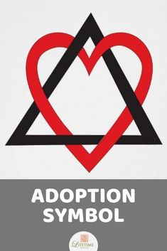 Did you know there is a symbol for adoption? Learn about the adoption triad and what this symbol represents for your adoptive family and birth family. Adoption Books, Adoption Quotes, Adoption Gifts, Adoption Stories, Newborn Adoption, Domestic Infant Adoption, Private Adoption, Open Adoption