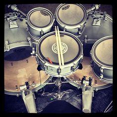 Mike Terrana Drum kit
