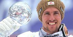 Marcel Hirscher remporte son 4e gros globe consécutif ! Oufissime ! #ski #Meribel Alpine Skiing, Superstar, Globe, Idol, Hats, World, Balloon, Hat