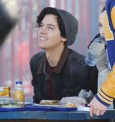 jughead jones, betty cooper