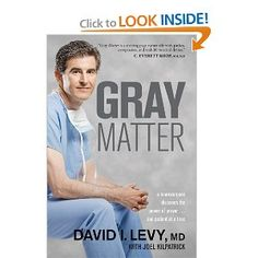 Great book about a brain surgeon who prays with his patients.
