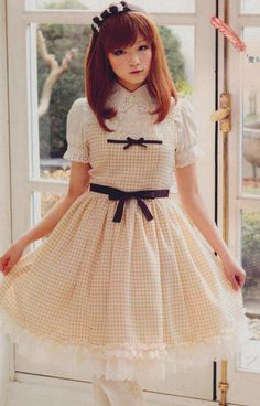 A Sweet Slice of Lolita/ Gyaru