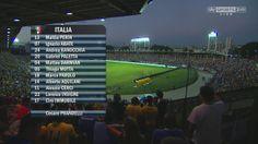 FUTBOL - Friendly: Italy vs. Fluminense 08/06/2014