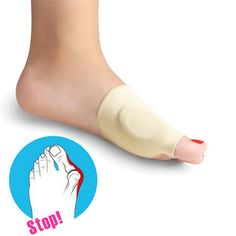 Beauty & Health Honesty Feet Care Tool Sillicone Gel Bunion Splint Big Toe Bunion Separator Overlapping Spreader Protection Corrector Protector Pain R Comfortable Feel Skin Care Tools