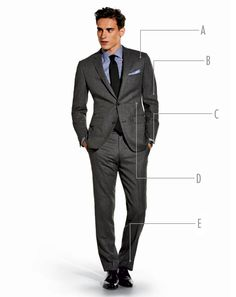 The GQ Guide to Suits // http://www.gq.com/style/style-manual/201204/suits-guide-tailoring-fit