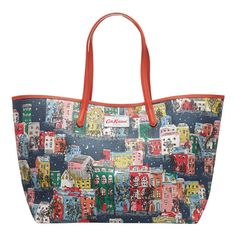 Design your perfect tote with Cath Kidston. Pick your size, pick your print and buy it straight away. Cath Kidston Townhouse, Cath Kidston Tote, Fashion Handbags, Design Your Own, Best Sellers, Create Your Own, Tote Bag, My Style, Leather