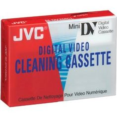 Amazon.com: JVC Mini DV Head Cleaner (Discontinued by Manufacturer): Electronics