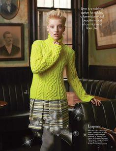 Vogue Knitting Winter 2012-2013 - Светлана Балкова - Picasa-Webalben