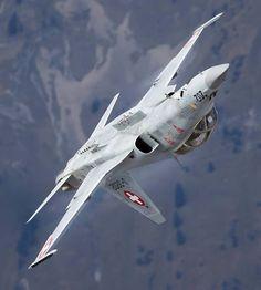 Northrop F-5 Tiger Swiss Air Force
