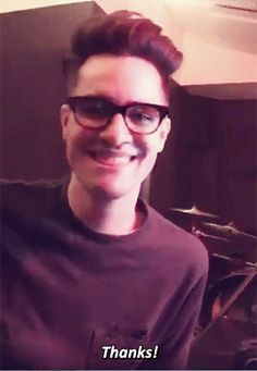 His smile makes me smile!