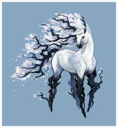 2015/04/24 Horse - Tea Spirit / July / French Earl Grey by *MobilePants on deviantART