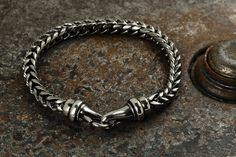 Kusari x Antiqued Steel